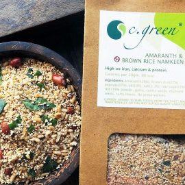Amaranth Brwn Rice Namkeen1